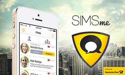 SIMSme Messenger Interactive Pioneers