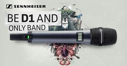 Sennheiser D1 Interactive Pioneers