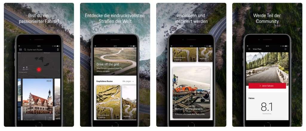 Roads by Porsche Interactive Pioneers